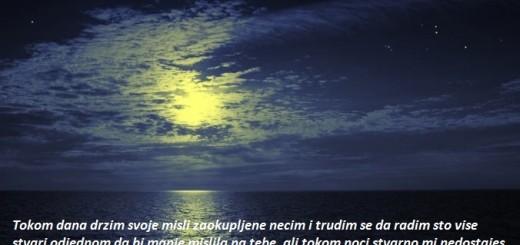 laku noć ljubavi sms